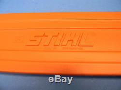 Stihl Chainsaw 16 Bar Cover / Scabbard # 0000 792 9161