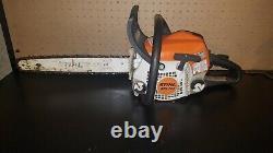 Stihl Chainsaw MS171 14 Bar Gas Powered MS181 018 017 036 MS361 Chain Saw