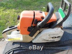 Stihl Chainsaw MS361