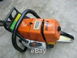 Stihl Chainsaw MS660 25 Professional Gas Powered with Bar & Chain