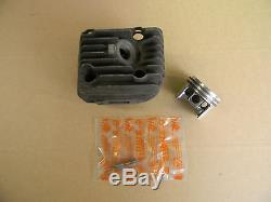 Stihl Chainsaw Ms200 Ms200t 020t Piston & Cylinder Kit 40mm Oem # 1129 020 1201