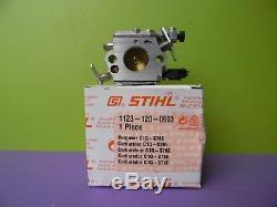 Stihl Chainsaw Ms250 Zama Carburetor Oem New # 1123 120 0603 C1q-s76e