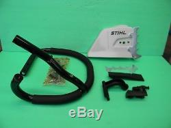Stihl Chainsaw Ms362 Wrap Handle Bar Side Cover Dog Set # 1140 007 1000