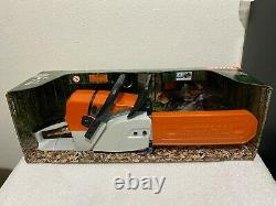 Stihl Childs Chain Saw Toy, Very Cool Ages 3+