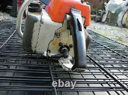 Stihl Farm Boss 041 Chain Saw Cuts Like A Beast