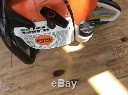 Stihl Gs461 Rock Boss Saw Concrete Chainsaw With 16 Bar