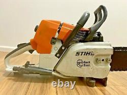 Stihl Gs 461 Gas Powered Rock Boss Concrete Chain Saw 16