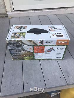 Stihl Gta 26 Cordless Mini Hand Chain Saw Pruner. New In Box