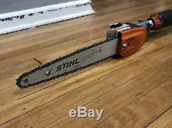 Stihl HT103 Telescoping Pole Saw Pruner / LIGHTLY USED Pole Saw SHIPS FAST