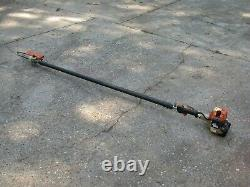 Stihl HT75 Commercial Pole Saw with 12 bar with new chain