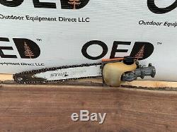 Stihl HT75 Pole Saw Gear Head OEM Cutter Attachment 14 Bar / Chain KM FastShip