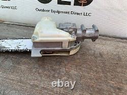 Stihl HT FS Pole Saw Gear Head OEM Cutter Attachment 14 Bar / Chain KM FastShip