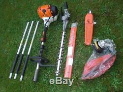 Stihl KM130 Combi Hedge Trimmer NEW Strimmer Chainsaw Split Shaft Kombi KM HL