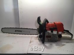 Stihl MS044 044 Chainsaw with Brand New 20 bar 044 440 460 046 461