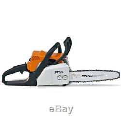 Stihl MS170 chainsaw Brand new. Supplied with oil and Aspen fuel