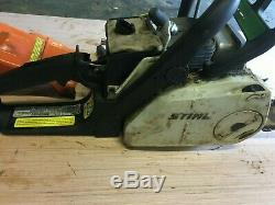 Stihl MS180C MS 180C Chainsaw Chain Saw For Parts/Repair