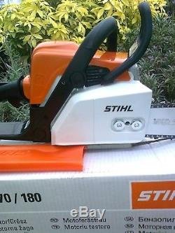 Stihl MS180 Chainsaw 14 Bar Chain NEW 2 Day UK Post