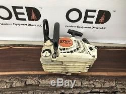 Stihl MS192TC Top-Handle Arborists Chainsaw NICE PROJECT RUNS! SHIPS FAST