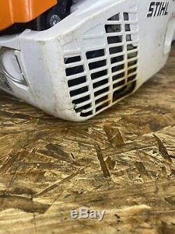 Stihl MS192TC chainsaw 14 bar and chain ms 192tc Top Handle Nice OEM Saw