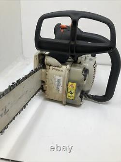 Stihl MS192 TC chainsaw 14 bar & chain. RUNS GREAT Top handle arborist saw