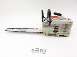 Stihl MS193 T 14 Bar Gas Powered Chainsaw AS IS