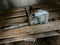 Stihl MS194T chain saw