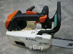 Stihl MS200T 16 Top Handle Arborist Chainsaw