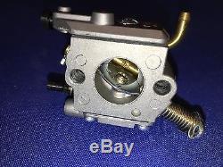 Stihl MS200T Chainsaw New Carburetor 020T replaces 1129 120 0650 Huayi mfg