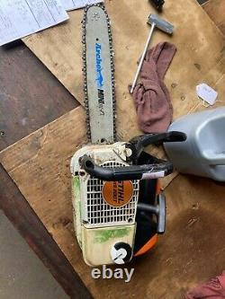 Stihl MS200T chain saw