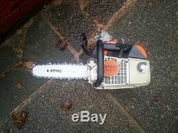 Stihl MS200t Chainsaw Top Handle arborist tree surgeon no 201t no 540xp