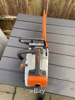 Stihl MS201tc, Ms201t, Ms201 Top Handle Chainsaw Chain Saw Exellent Condition