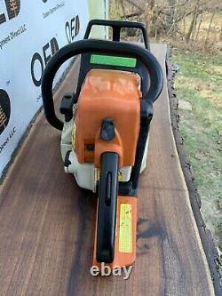 Stihl MS210c Chainsaw Nice Running 35.2cc Saw With 16 Bar NEW Chain SHIPS FAST