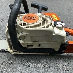 Stihl MS250 45cc CHAINSAW WITH 18 INCH BAR AND CHAIN NICE SAW