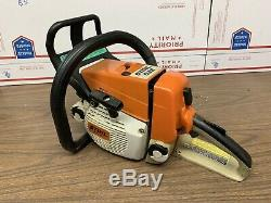 Stihl MS260 / 026 Chainsaw -Turns Over Good Won't Start Project SHIPS FAST