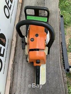 Stihl MS260 Chainsaw 49cc 1-Owner NICE RUNNING SAW! 16 Bar / Chain FastShip