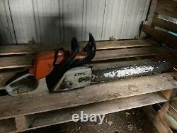 Stihl MS280 chain saw