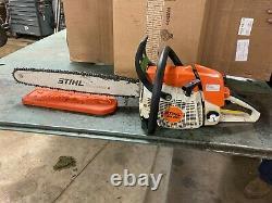Stihl MS280 chain saw with 20 bar