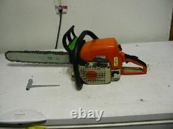 Stihl MS290 290 Chainsaw chain saw with 18 Bar and Chain MS nice firewood 029