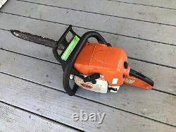Stihl MS290 Chain Saw Chainsaw