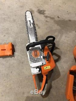 Stihl MS290 Chainsaw For Parts Or Repair, NR