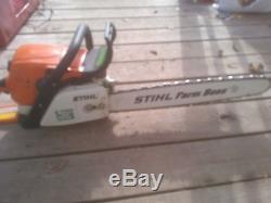 Stihl MS290 Farm Boss Chainsaw with 20 Bar & Chain