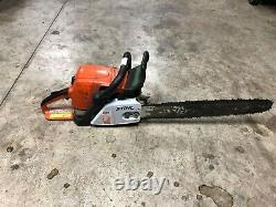 Stihl MS290 chain saw dealer reconditioned