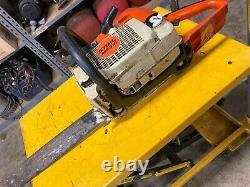 Stihl MS310 chain saw