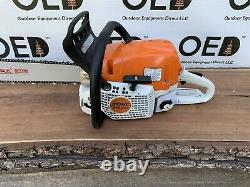 Stihl MS311 Chainsaw NICE 59cc SAW With NEW 24 Tsumura Bar & Chain Ships Fast