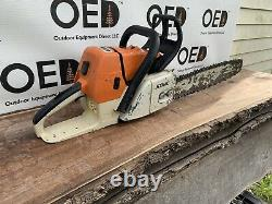 Stihl MS360 PRO Chainsaw STRONG RUNNING 62cc Saw With 18 Bar/Chain SHIPS FAST