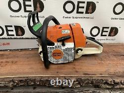 Stihl MS360 PRO Chainsaw STRONG RUNNING 62cc Saw With NEW 24 Tsumura Bar/Chain