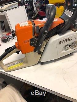 Stihl MS361 Chainsaw 20 Bar Runs Great