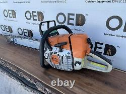 Stihl MS361 PRO Chainsaw STRONG RUNNING 59cc Saw With 25 Bar/Chain SHIPS FAST
