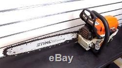 Stihl MS362C 20 High Performance Gas Powered Chainsaw Tool Bar & Chain Saw