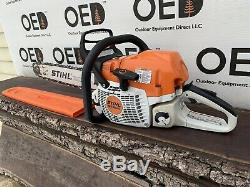 Stihl MS362C Chainsaw 1-Owner 59CC PRO MODEL SAW 20 Bar NEW Chain SHIPSFAST